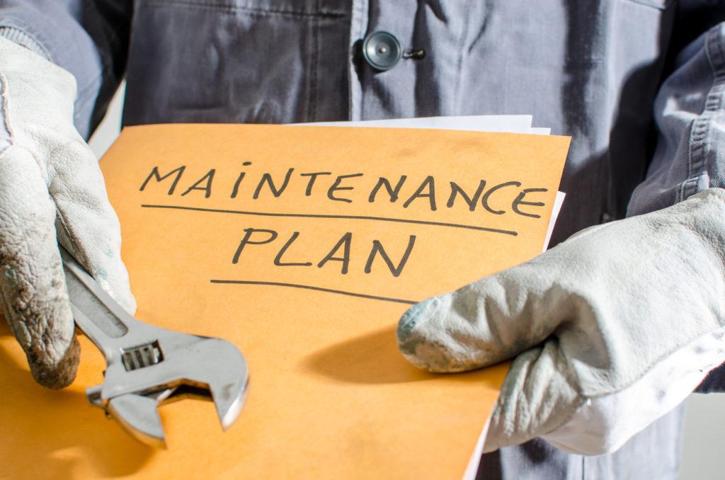 Plan de maintenance